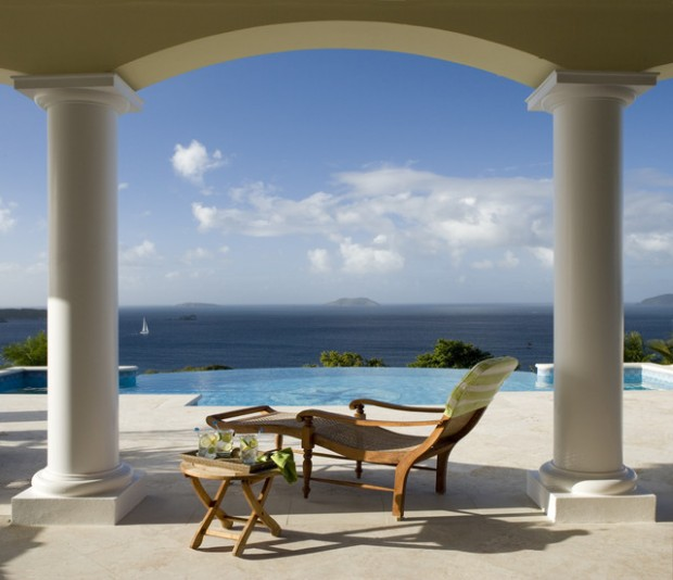 Patio design ideas with sea view  (15)