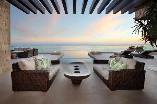 Patio design ideas with sea view  (4)