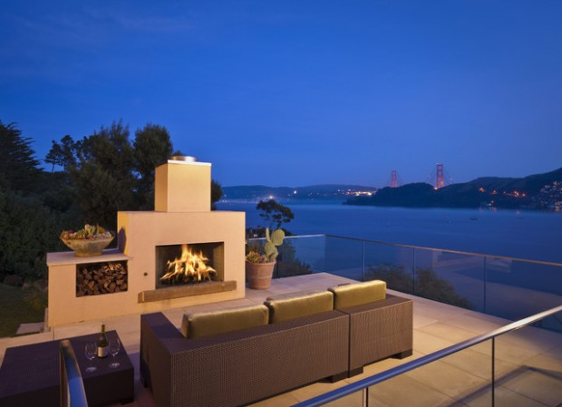 Patio design ideas with sea view  (5)