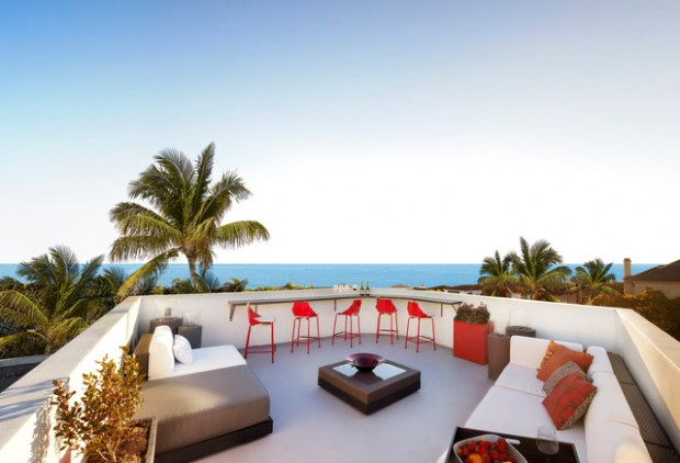 Patio design ideas with sea view  (9)