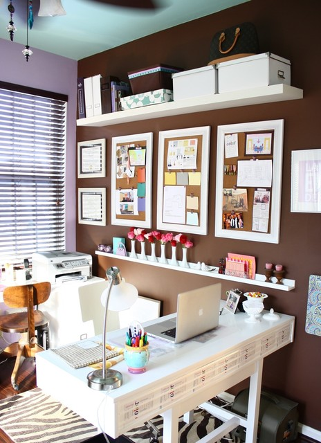 girly office. Pretty And Girly Home Offices 20 Functional Design Ideas Office W
