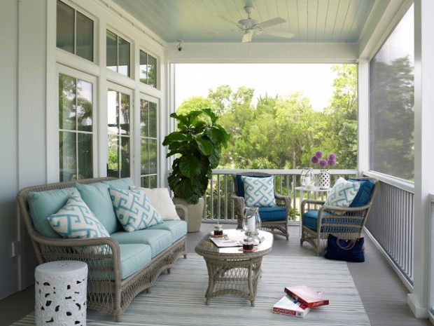 25 Wicker Patio Furniture Ideas for Perfect Outdoor Summer Decor