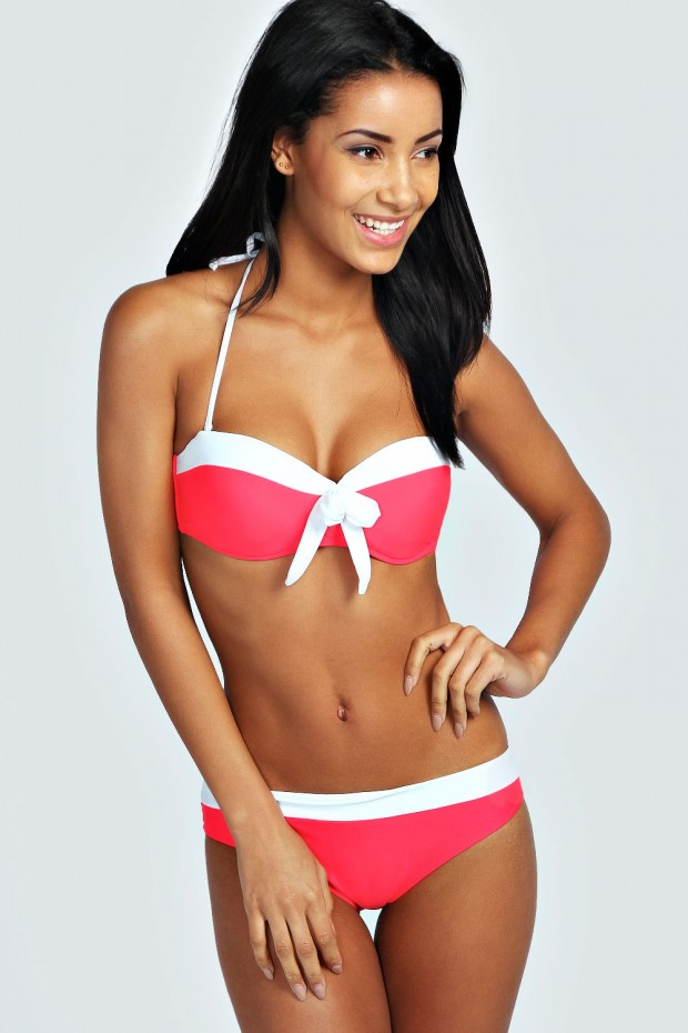 Get Ready for Beach: 18 Gorgeous Bikinis and Swimsuits for You