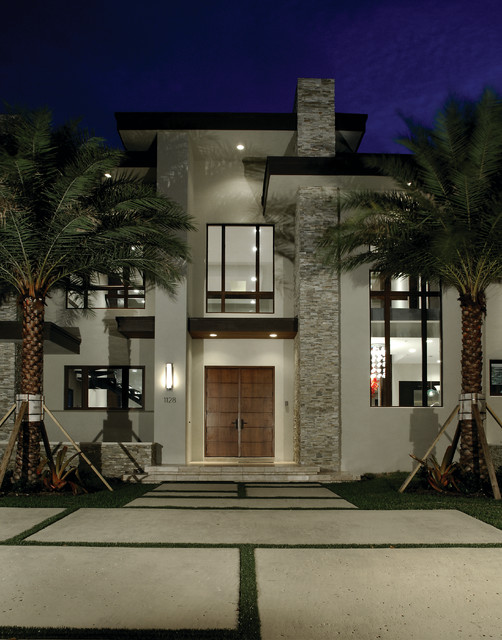 25 Modern Home Exteriors Design Ideas Luxury Modern Homes Awesome ...