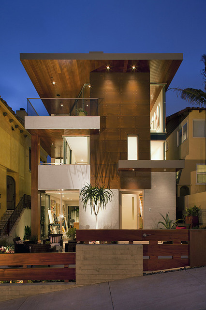 18 amazing contemporary home exterior design ideas style for Amazing modern houses