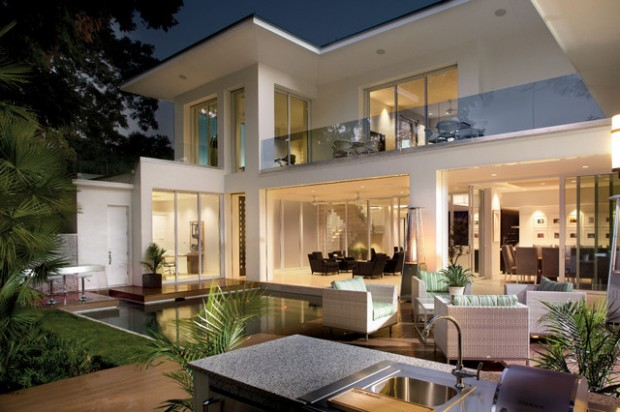 18 Amazing Contemporary Home Exterior Design Ideas - Style Motivation