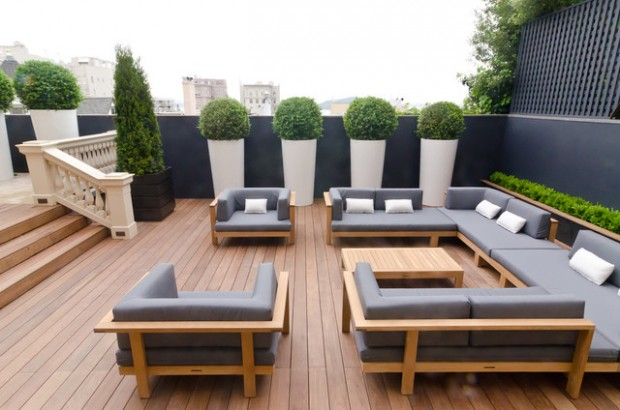 Modern Patio for Your Outdoor Area: 17 Beautiful Design Ideas