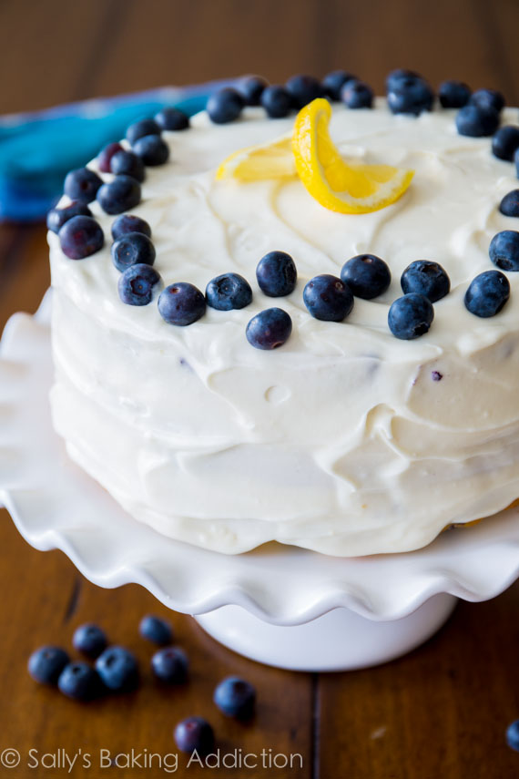 16 Delicious Summer Fruit Cakes