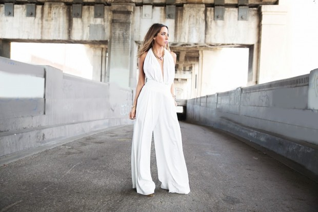 Total White Outfit for Summer: 22 Stylish Ideas