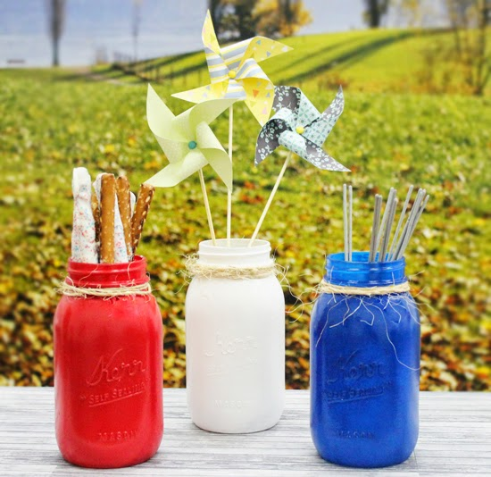 15 Amazing DIY Party Decorations for Your Outdoor Summer Party (8)