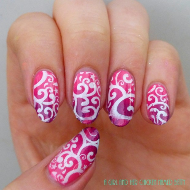 17 Creative Ombre Nail Art Ideas Ideal for Summer (12)