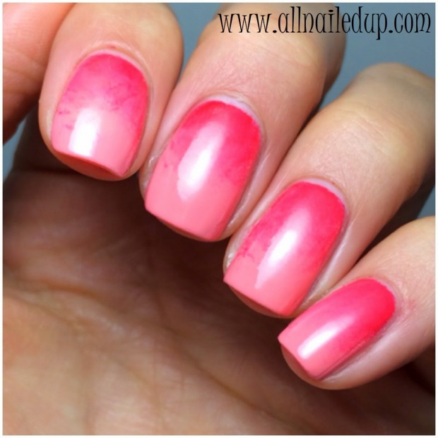 17 Creative Ombre Nail Art Ideas Ideal for Summer (13)