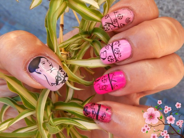 17 Creative Ombre Nail Art Ideas Ideal for Summer (14)