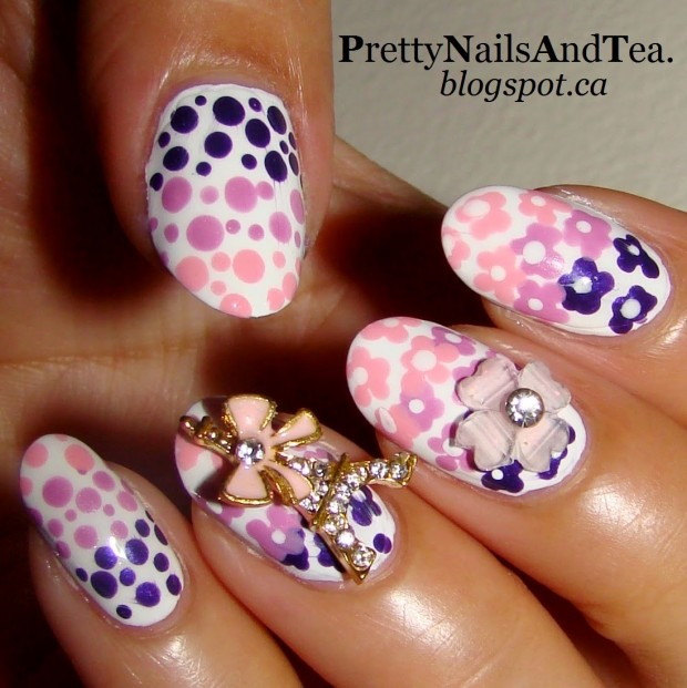 17 Creative Ombre Nail Art Ideas Ideal for Summer (15)