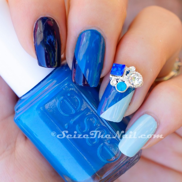 17 Creative Ombre Nail Art Ideas Ideal for Summer (4)