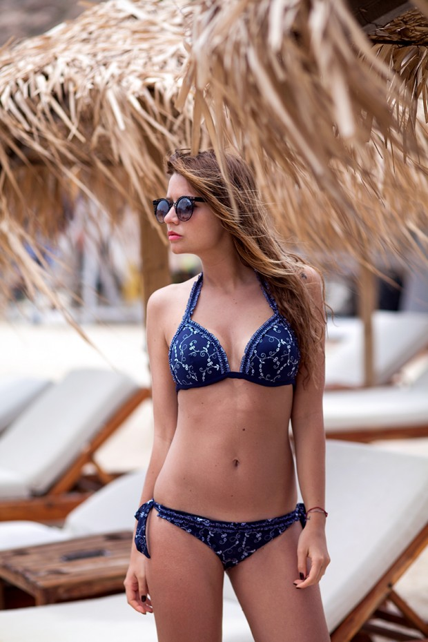 21 Fancy Ideas For Your Bikini Style