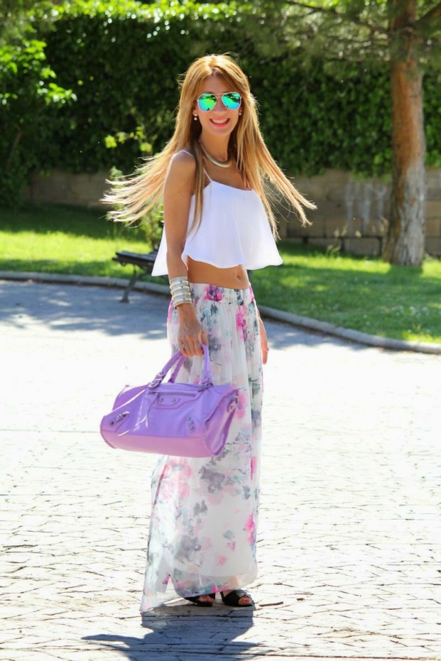 23 Outfit Ideas With Trendy Summer Colors