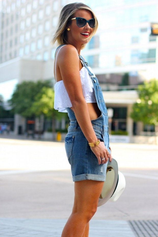 23 Stylish Examples How To Wear Crop Top