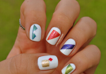 23 Cool Ideas For Your Summer Nails - summer nail design, summer nail art, nails, cool nails, adorable nails