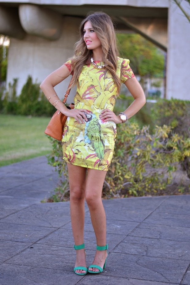 22 Right Ways To Wear A Full Print