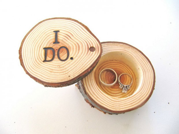 16 Creative Ideas For Wedding Ring