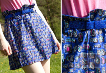 20 The Most Creative DIY Summer Projects - diy summer projects, diy skirt, diy projects, diy hair, diy crop top, diy