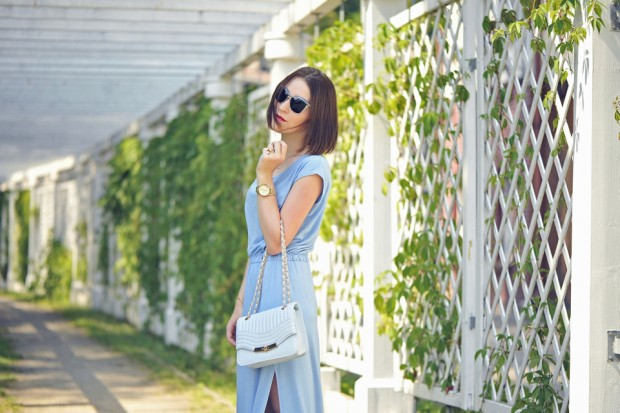 24 Baby Blue Style Combinations For Summer