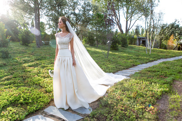 21 Stunning Wedding Dresses For 2014