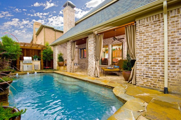 Amazing Pool Design Ideas for Your Small Backyard Area (16)