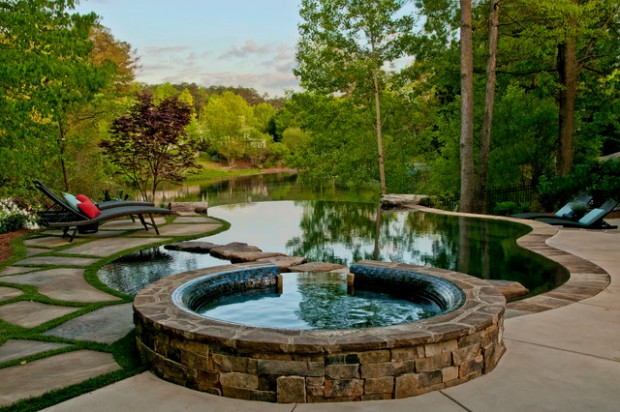 Amazing Pool Design Ideas for Your Small Backyard Area (17)