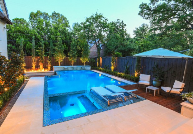 20 amazing pool design ideas for your small backyard area for Pool design tips