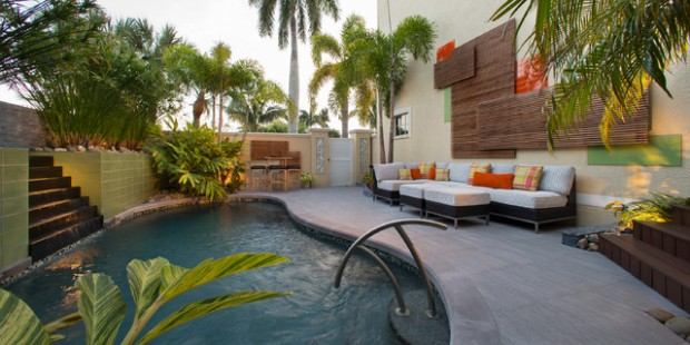 Amazing Pool Design Ideas for Your Small Backyard Area (2)