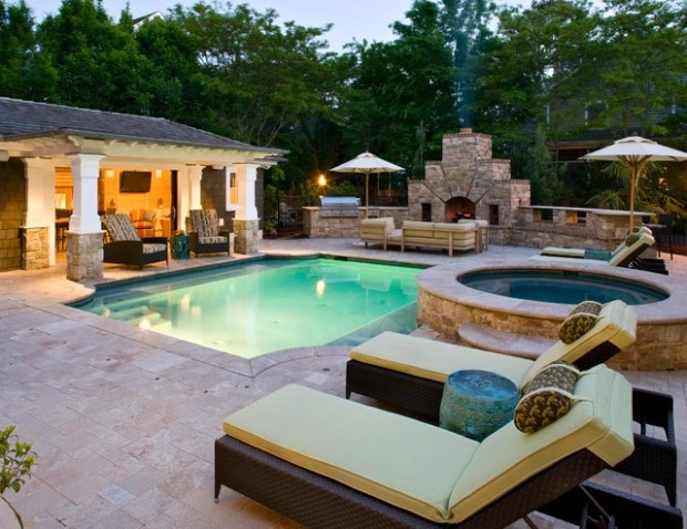 Amazing Pool Design Ideas for Your Small Backyard Area (4)