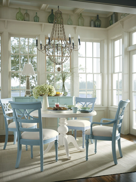 18 Gorgeous Summer Table Decorating Ideas in Coastal Style