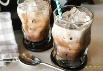 20 Delicious Coffee Recipes You Have to Try - recipes, Mocha Latte, latte, Iced Coffee, iced, coffee recipes, Coffee Frappe, Coffee