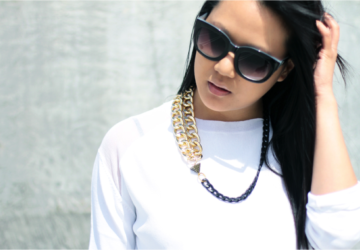 4 Ways to Wear a Statement Necklace This Summer - Statement Necklace, sparkle, fashion
