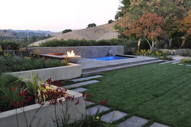 20 Landscaping Outdoor Spa Design Ideas You Must See