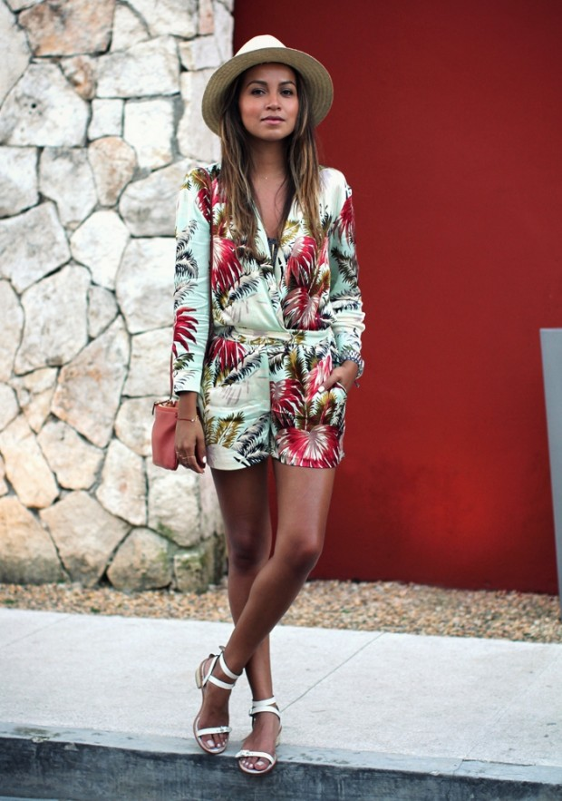 Hot Fashion Trend for Summer: Tropical Print