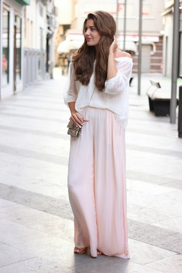 20 New Palazzo Style Pants For Fancy Girl