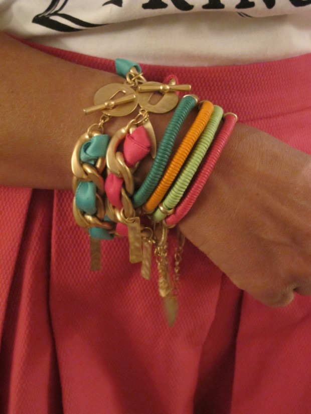 22 Adorable Bracelets The Most Favorite Between The Fashion Bloggers