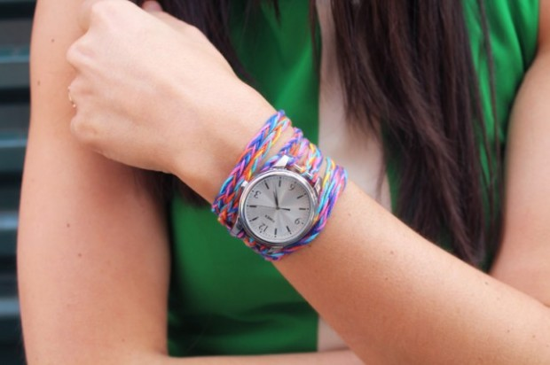 17 Delightful DIY Hand Watches That You Need to Try This Fall