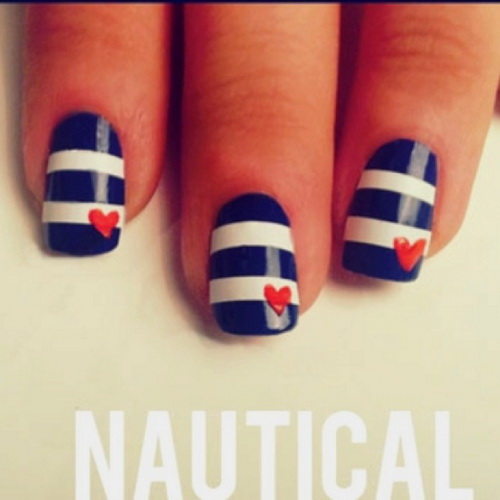 22 Alluring Nails Art Ideas