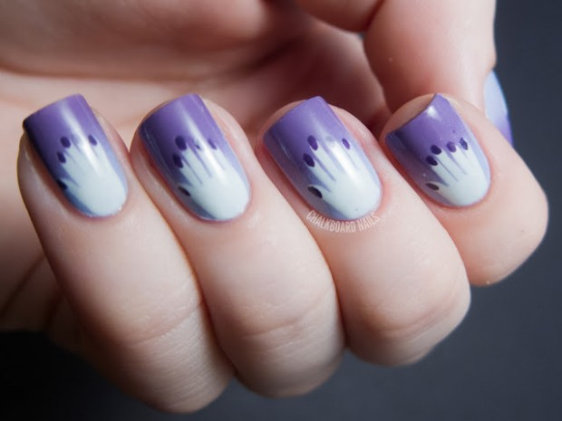 22 Alluring Nails Art Ideas Suit For The School Days