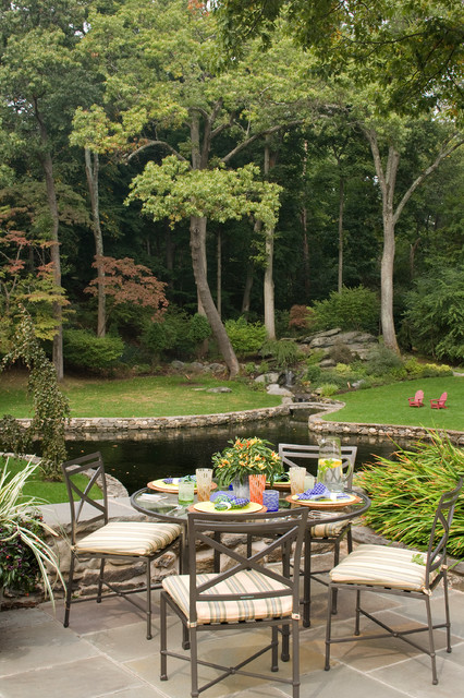 16 Landscaping Backyard Pond Design Ideas