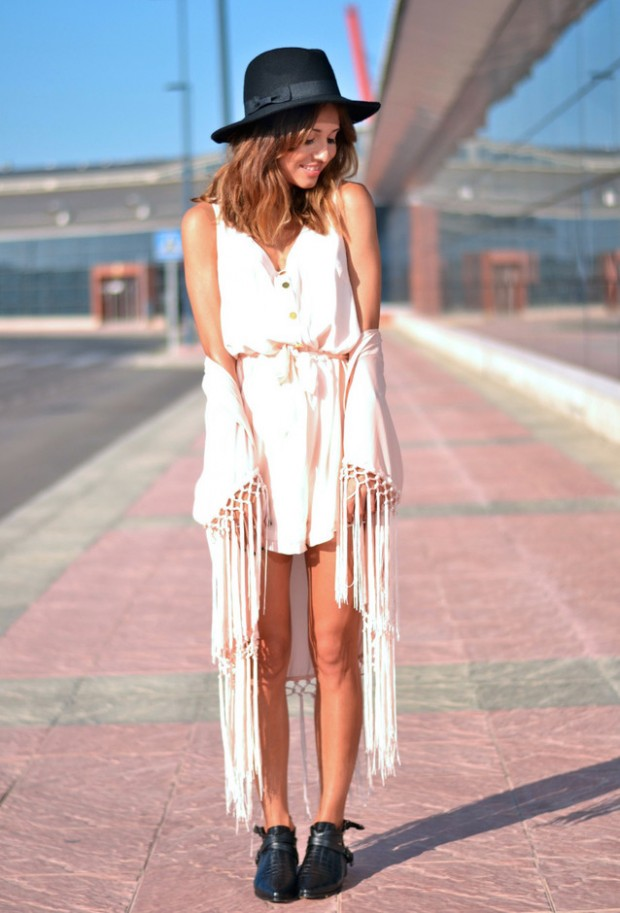 29658136be 18 Amazing Boho- Chic Style Inspirations and Outfit Ideas - Style ...