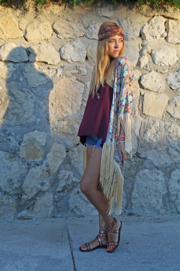 18 Amazing Boho Chic Style Inspirations and Outfit Ideas