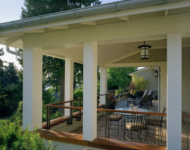 17 Amazing Covered Deck Design Ideas To Inspire You