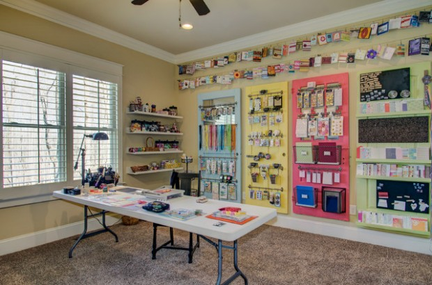 15 Creative Ideas How To Organize Your Craft Room Style Motivation