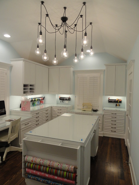 15 Creative Ideas How to Organize Your Craft Room