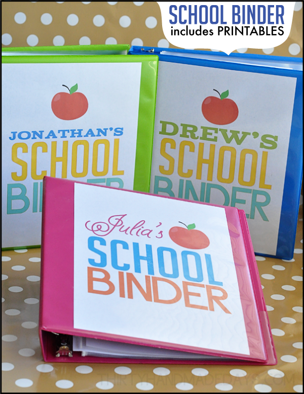 17 Great Back To School DIY Projects